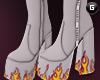 $ Fire Platforms White