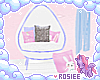 ✿ little bunny chair
