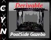 Derivable PoolSideGazebo