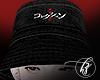 ♚ Junji Ito Bucket Hat