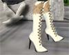 ~D~ Arctic boots cream