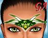 GA Emerald H Headdress