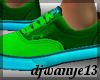 green / sb vans V1