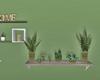 :3 Plant Wall Set