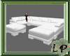 [LP]Mod White Couch