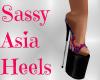 Sassy Asia Heels