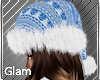 Frosty Christmas Hat