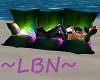 ~LBN~ Cuddle Sofa Neon