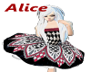 Dark Alice Dress