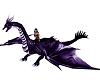Animated Purple Dragon!