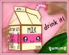 [Y] Milk Carton ~ Strawb
