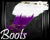 [9s] Christie Boots Prpl