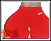 Niike Leggings Red RL