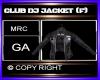 CLUB DJ JACKET (F)