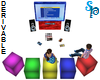 (S) TV Set