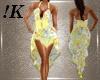 !K!Spring Halter 1 Dress