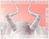 Spiral Horns |White