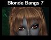 Blonde bangs 7