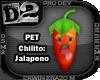 [D2] Chilito: Jalapeno