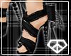 [KISA]BlackBow&NetShoes