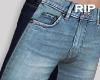 R. Half jeans