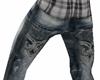 afflictionn jeanss