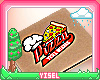 Y. Delivery Girl Pizza