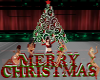 X Mas Sign with Pose