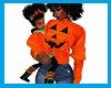 Kids Mom Pumpkin Sweater