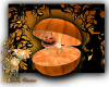 Pumpkin box and ring
