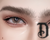 D♱ Rebelde Brow Brown