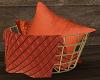 Charme / Pillow basket
