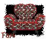 (F)Dark Heart Chair