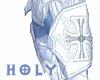 Holy Paladin Left Leg P.