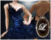 LIZ- BW mini dress
