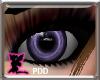 (PDD)Shiney Lavender Eye