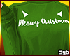 S| Christmas Meowy