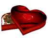 candy box. heart animate