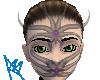 Jeweled Glassmask