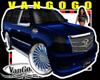 VG Blue SUV DuB Spinnerz