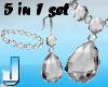 5 Jewelset Diamond