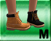 2 Color Boots