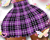 purple plaid ♥