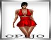 Dress - Red (RL)