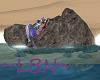 ~LBN~ Mermaid rock v2