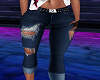 Wildy blue jeans