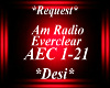 AEC! Am Radio-request
