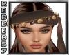 Boho Brown Headband