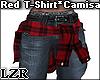 Red T-Shirt *Camisa