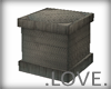 .LOVE. Crate Side Table